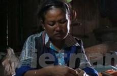 Bản mồ côi của các bà mẹ đơn thân ở La Pán Tẩn