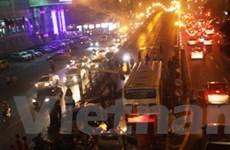Hà Nội: Sẽ khởi tố vụ xe ngang nhiên vượt cầu cấm