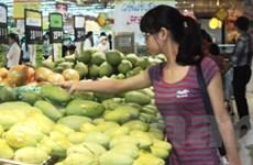 Sức mua lớn đẩy giá thực phẩm tăng cao dịp nghỉ lễ