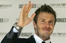 Beckham giàu nhất làng thể thao thế giới