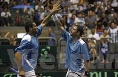 Israel làm nên lịch sử tại tứ kết Davis Cup 2009