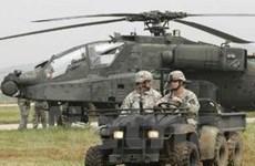 Hàn Quốc-Mỹ tăng cường đối phó với Triều Tiên