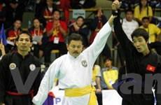VN dự Đại hội Võ thuật Thể thao châu Á lần I