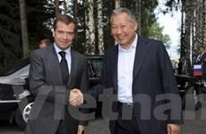 Nga, Kyrgyzstan thỏa thuận về triển khai quân