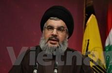 Hezbollah đánh trả nếu Israel tấn công Lebanon