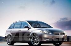 Fiat tăng mở rộng thị trường ở nước ngoài