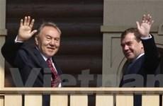 Nga-Kazakhstan lập công ty năng lượng hạt nhân