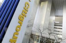 Citigroup bán cổ phần trong công ty tiếp thị Nhật