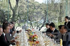 Tổng thống Mỹ hội đàm với Thủ tướng Trung Quốc
