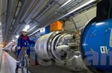 Máy gia tốc bắt đầu mô phỏng vụ nổ Big Bang
