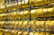 Giá vàng thế giới hồi phục mức 1.140 USD/ounce