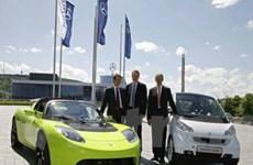 Daimler liên kết với Renault sản xuất xe cỡ nhỏ