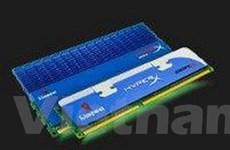 """Kingston ra mắt gói bộ nhớ """"khủng"""" HyperX 24GB"""