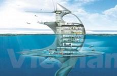 SeaOrbiter: Cách mạng về cuộc sống dưới nước