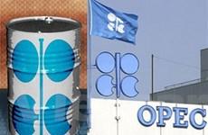 Giá dầu thô hướng tới ngưỡng 75 USD một thùng