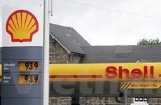 Shell giảm mạnh lợi nhuận do suy thoái kinh tế