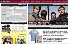 Muốn nghe nhạc trên MySpace, phải kèm quảng cáo