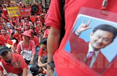 Chính phủ Thái cảnh báo nguy cơ xảy ra bạo lực