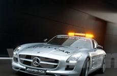 Mercedes-Benz SLS AMG là xe an toàn ở giải F1