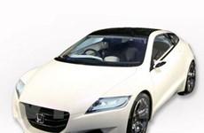Hãng Honda bắt đầu bán xe CR-Z tại Nhật Bản