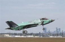 Mỹ trì hoãn phát triển máy bay chiến đấu F-35
