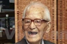 Người già nhất thế giới kỷ niệm ngày sinh lần 113