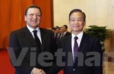 Trung Quốc, EU tăng hợp tác trong nhiều lĩnh vực