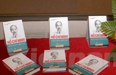 Tác giả người Đức viết sách về Chủ tịch Hồ Chí Minh