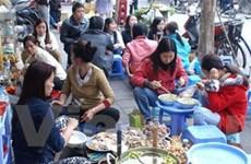 Hà Nội sẽ là mô hình điểm về thức ăn đường phố