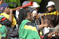 Kèn Vuvuzela có thể bị cấm tại World Cup 2010