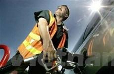 Giá dầu tăng mạnh nhờ triển vọng phục hồi kinh tế