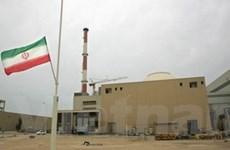 Nga-Iran thảo luận về xây nhà máy điện hạt nhân