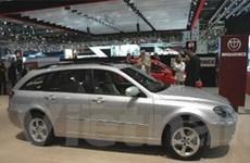 Brilliance-Dlouhy lập liên doanh về xe chuyên dụng