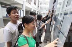 51 trường THPT công lập ở Hà Nội hạ điểm chuẩn
