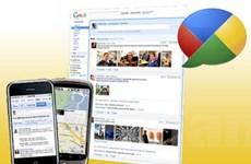 Google lập mạng xã hội cạnh tranh với Facebook