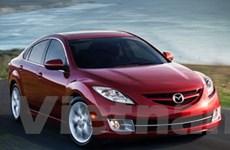 Mazda 6 cải tiến ngoại hình nhằm tăng doanh số