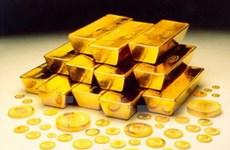 Giá vàng giao ngay ở thị trường châu Á tiếp tục tăng