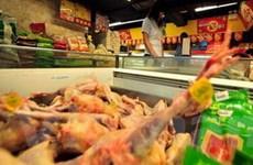 Trung Quốc áp thuế chống phá giá với thịt gà Mỹ