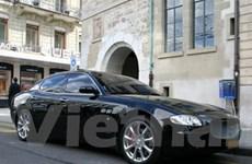 Maserati cấp xe cho tuần lễ thời trang London, Paris
