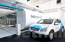 Thành phố Mexico sắp đưa taxi điện vào lưu thông