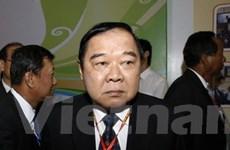 Thái Lan: Bộ trưởng quốc phòng đứng đầu CRES