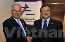 EU-Malaysia khởi động đàm phán tự do thương mại