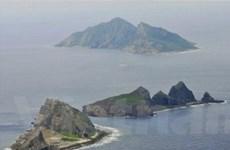 Trung-Nhật cam kết sẽ xây dựng quan hệ hữu nghị