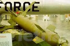 Ấn Độ phát triển bom dẫn đường bằng laser đầu tiên