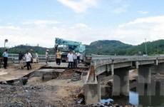 Cải tạo, xây mới 196 cầu trên các tuyến quốc lộ