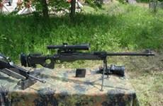 Séc bắt 2 công dân Serbia chuyển vũ khí trái phép
