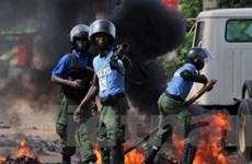 Guinea ban bố tình trạng giới nghiêm ở miền bắc