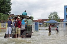 Châu Á tăng ngân sách để giảm nguy cơ thảm họa