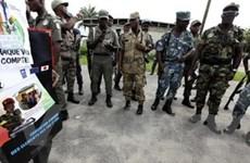 Cote d'Ivoire áp đặt lệnh giới nghiêm trước bầu cử