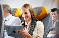 Máy bay Lufthansa sẽ cung cấp mạng wifi miễn phí